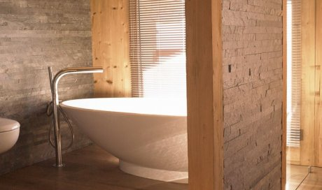 Salle de bain Megève